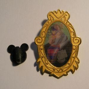 Disney Pin Ratigan 3rd Villan in Series Lenticular
